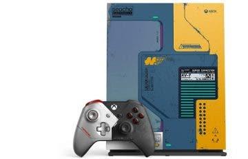 Agotado el pack de Xbox One X y Cyberpunk 2077 2