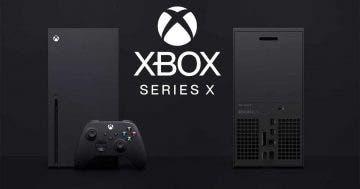 imagen real de la caja de Xbox Series X