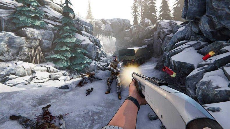 Nuevo tráiler del remake de XIII expone las armas del juego 1