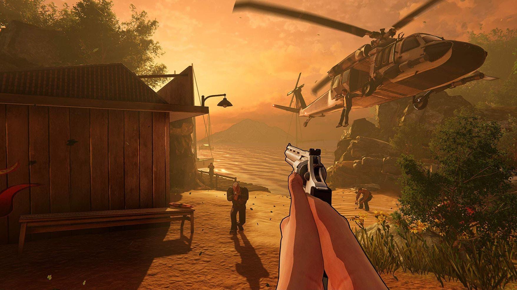 Análisis de XIII (Remake) - Xbox One 3