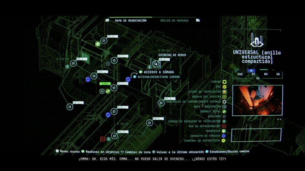 Análisis de Observation - Xbox One 2