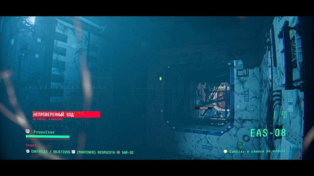 Análisis de Observation - Xbox One 4