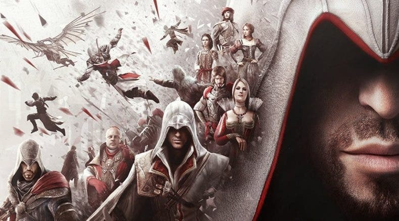 oferta de Assassin's Creed The Ezio Collection para Xbox One