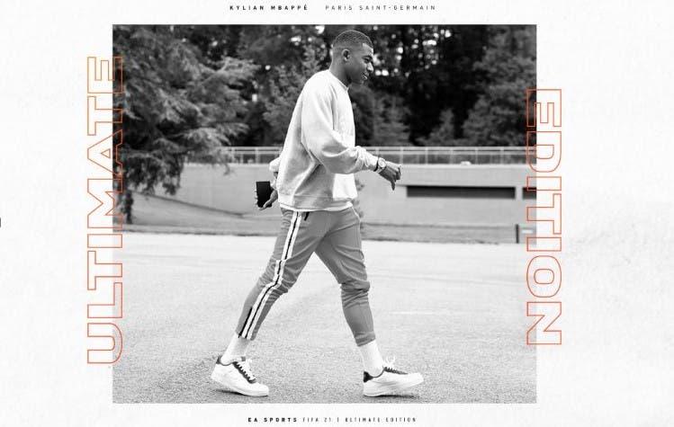 portadas de FIFA 21