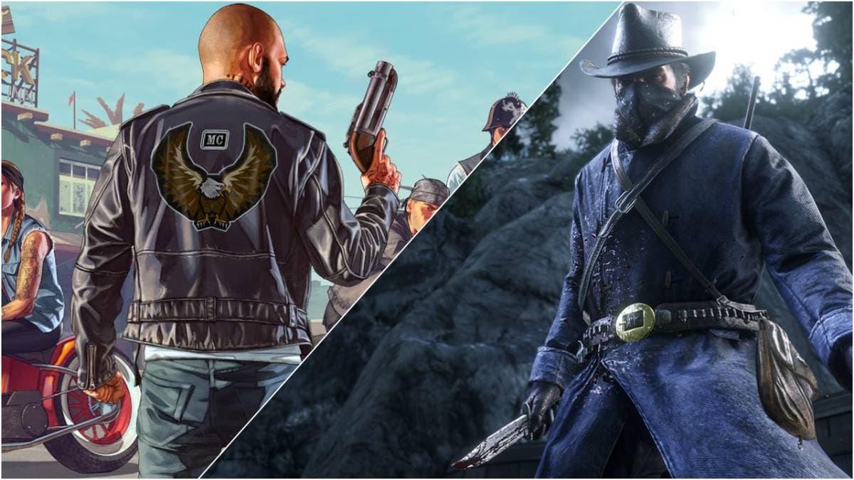 Red Dead Online y GTA Online recibirán grandes actualizaciones