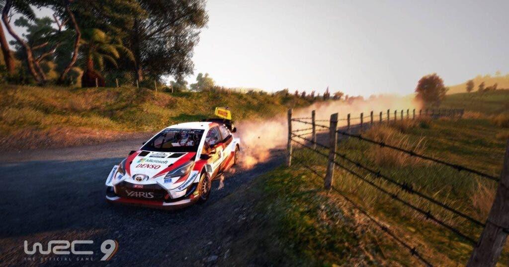 Impresiones de WRC 9, realismo en forma de Rally 4