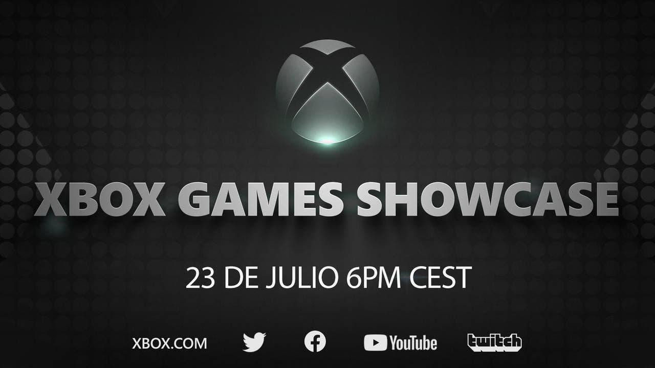 horarios del Xbox Games Showcase