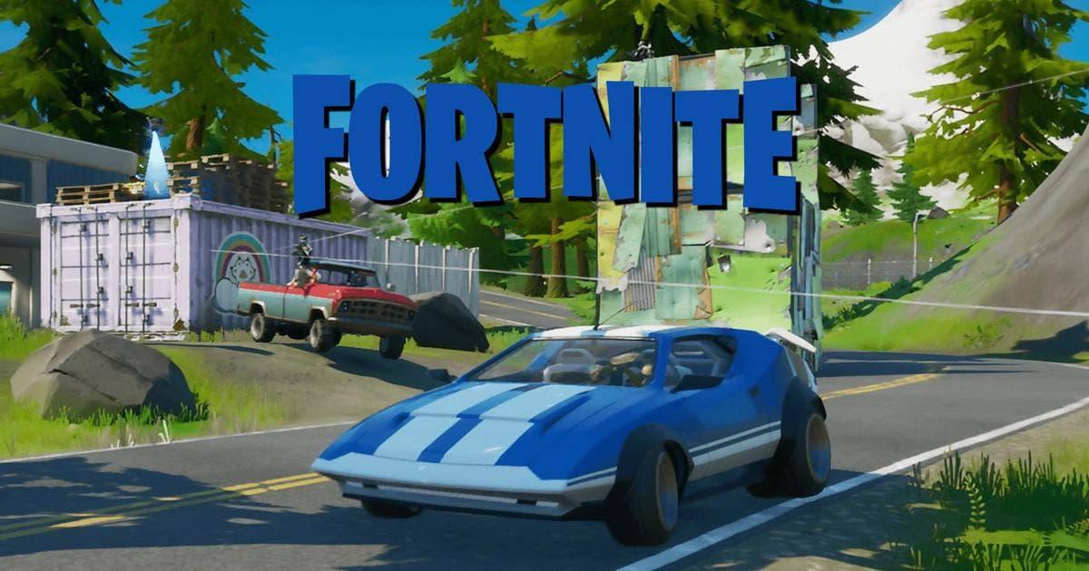 nuevos vehículos que llegarán a Fortnite en la temporada 3