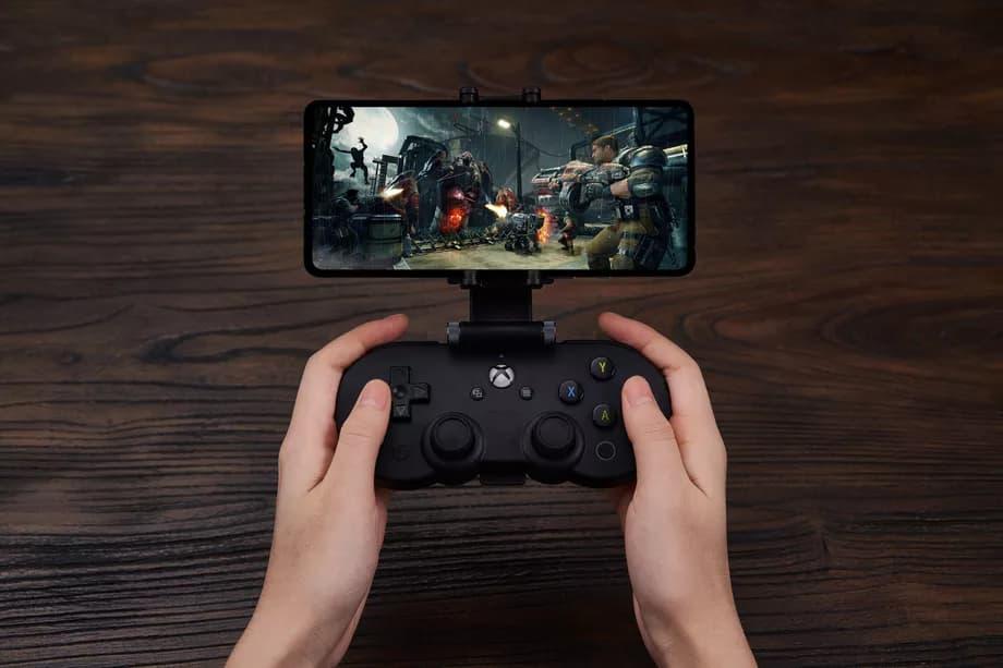 mando para jugar a xCloud desde el móvil