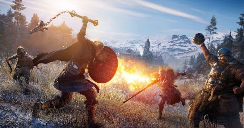 Las misiones secundarias de Assassin's Creed Valhalla serán casi inexistentes