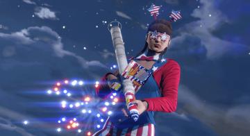 día de la independencia llega a GTA V Online