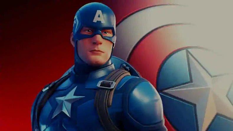 Así es como se consigue al Capitán América en Fortnite 1