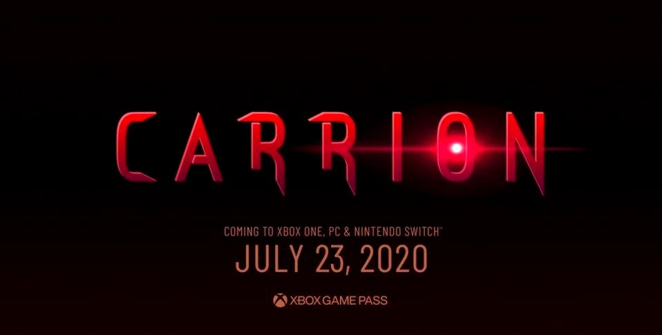 Carrion llegará a Xbox Game Pass el día de su lanzamiento 8