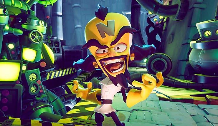 Analizan el rendimiento de la demo de Crash Bandicoot 4: It's About Time en Xbox 1