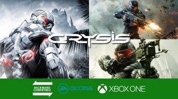 triología Crysis gratis en EA Access