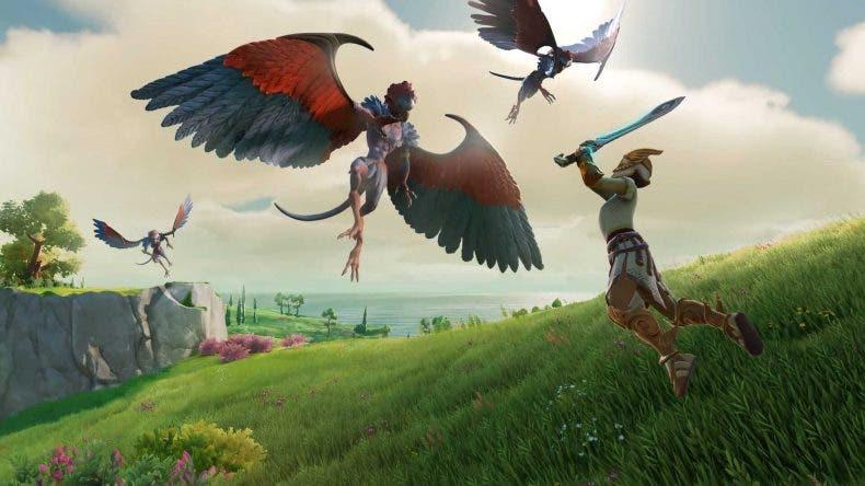 Immortals Fenyx Rising es el nuevo nombre de Gods and Monsters