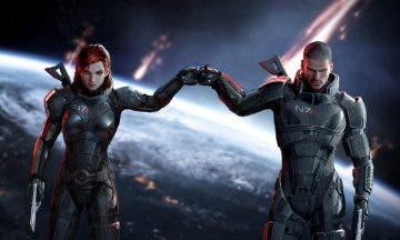 Mass Effect Trilogy Remastered filtrado