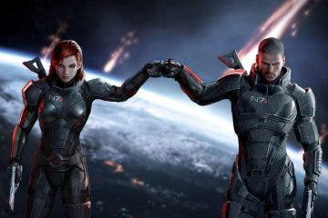 remasterización de la trilogía Mass Effect