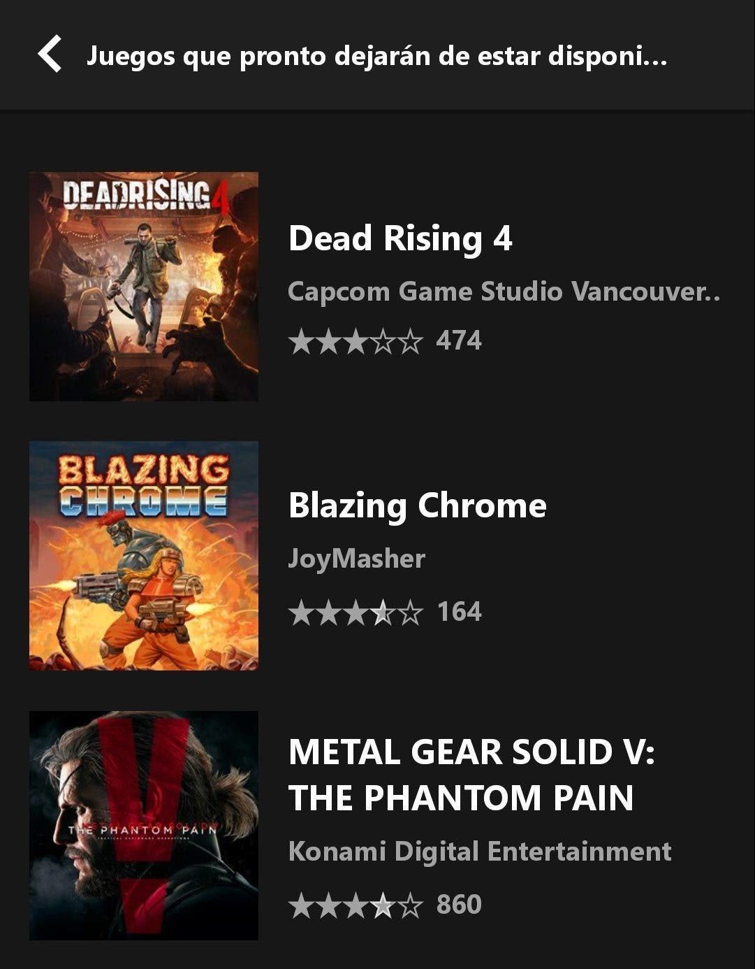 Estos 3 juegazos abandonarán Xbox Game Pass