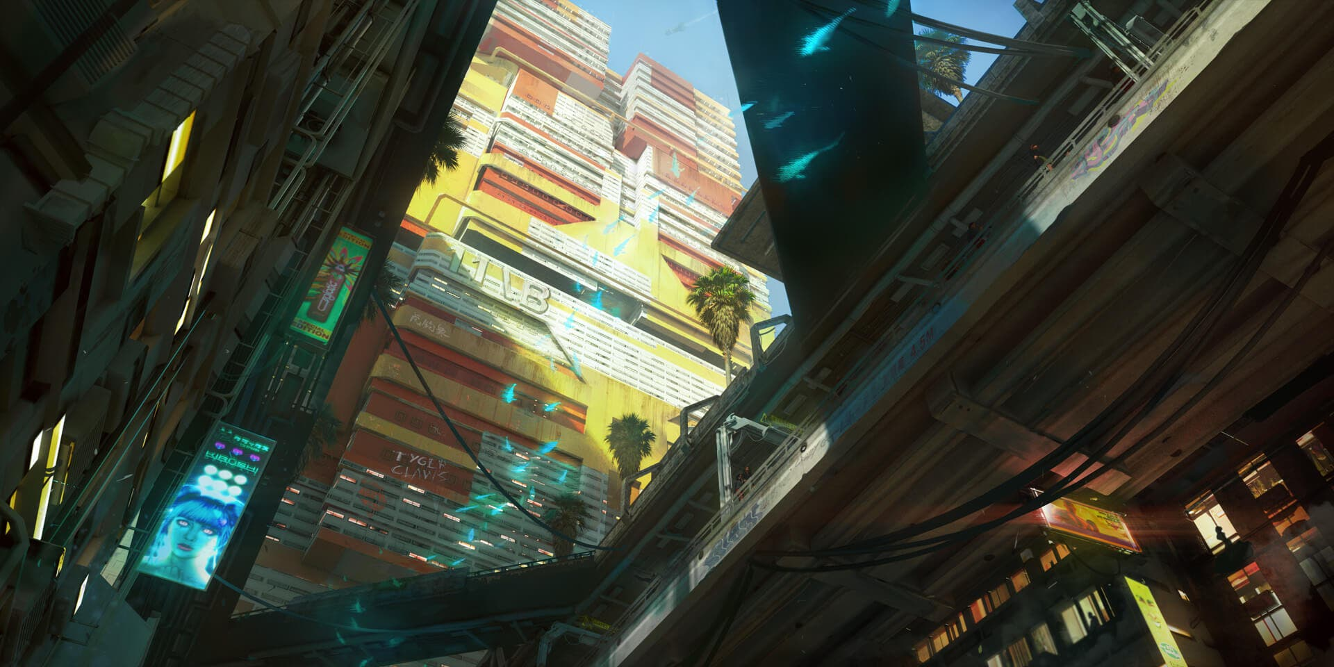 nuevo distrito de Cyberpunk 2077