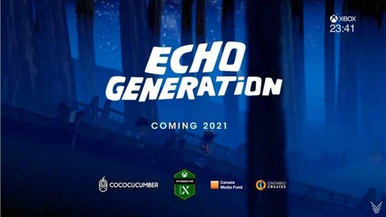Se presenta Eco Generation, un simpático RPG que llegará en 2021 con mejoras a Xbox Series X 1