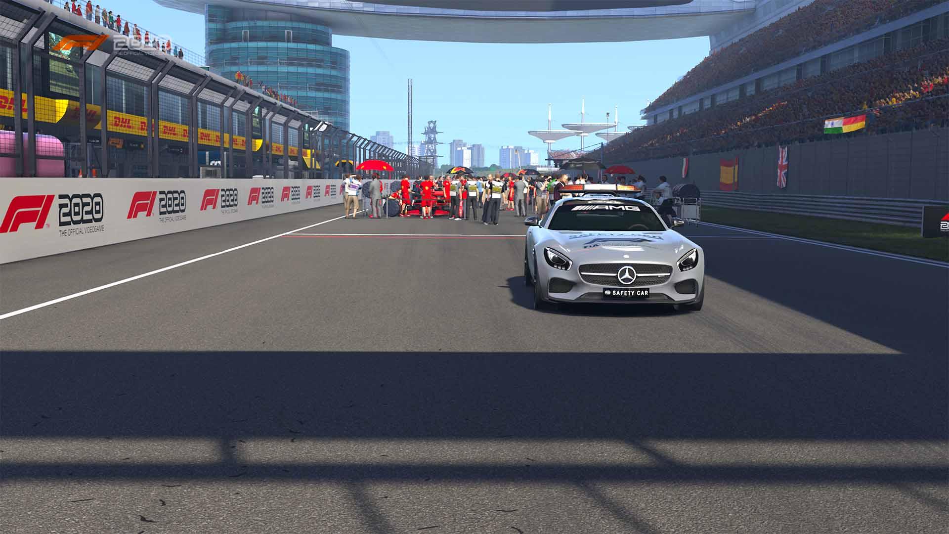 Completo análisis de rendimiento de F1 2020 en consolas confirma un gran rendimiento del juego 2