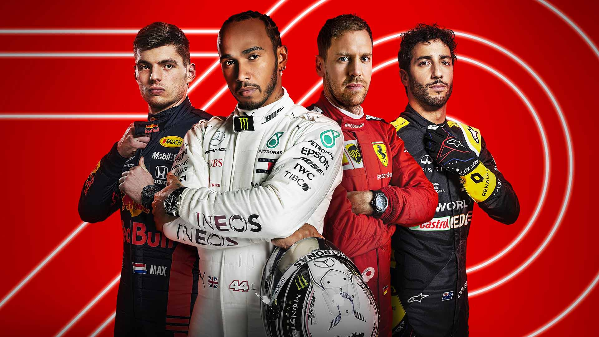 Análisis de F1 2020 - Xbox One 1