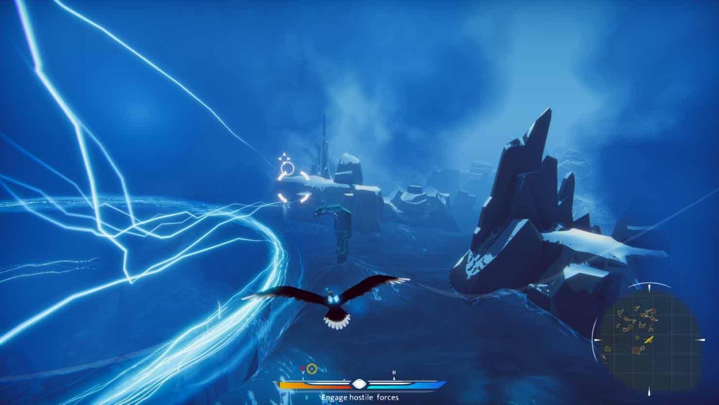 The Falconeer recibe nuevos contenidos en la actualización The Kraken
