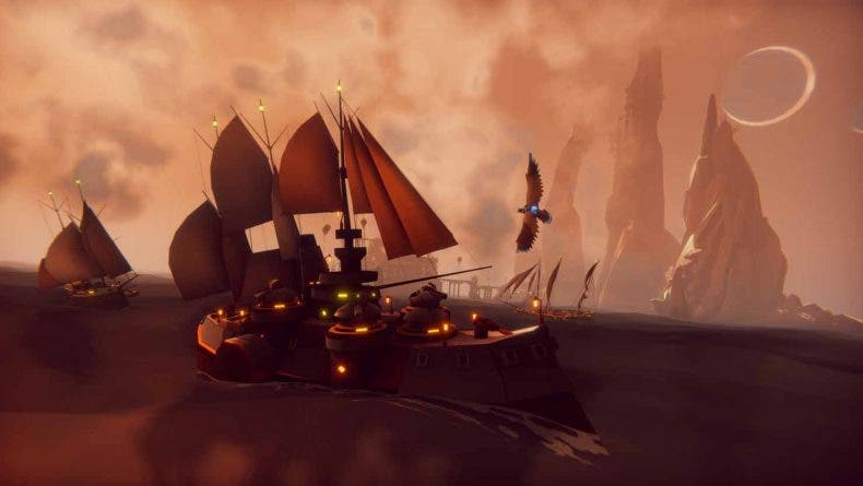 The Falconeer se muestra en un extenso gameplay y confirma modos visuales en Xbox Series X 1