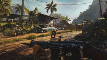 Primeras capturas del gameplay de Far Cry 6