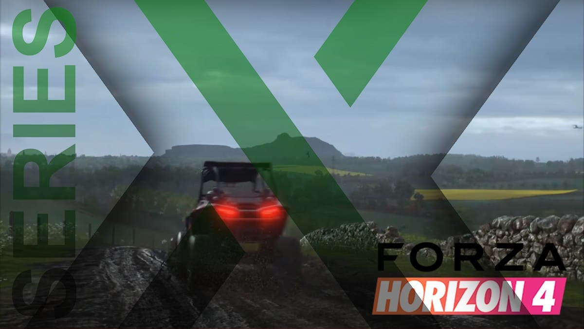 Xbox Series X contará con una versión mejorada de Forza Horizon 4