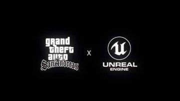 Así luce Grand Theft Auto San Andreas con Unreal Engine 4 3