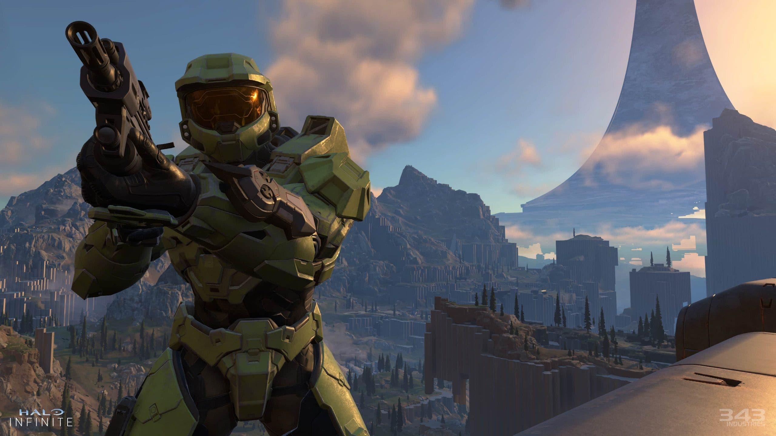 Recrean el gameplay de Halo Infinite como si fuese ejecutado por una Nintendo 64 2