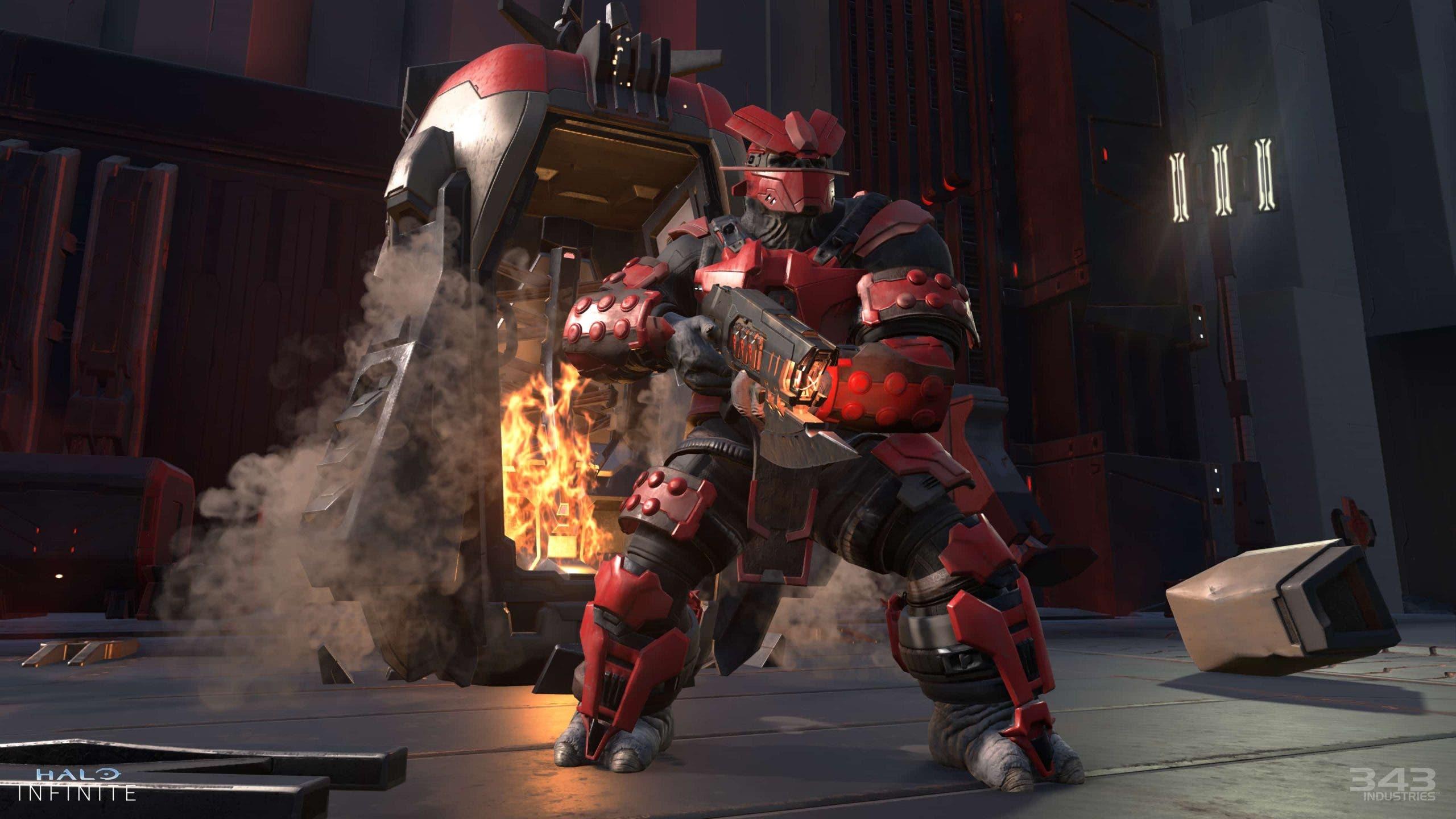 El rumor sobre el Battle Royale de Halo Infinite apunta al año que viene 2