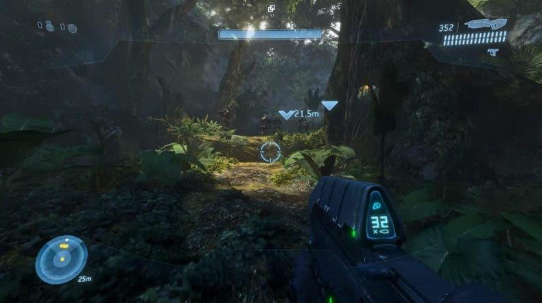 Halo luce espectacular con Ray Tracing, aunque sea un mod para Halo 3 1