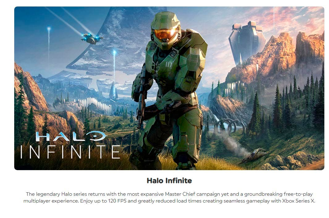 Confirmado: El multijugador de Halo Infinite será free-to-play, y correrá a 120fps 2