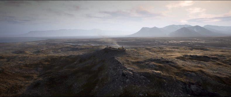Senua's Saga: Hellblade 2 llevará a los usuarios por un mapa inmenso, mucho más grande que su antecesor 1