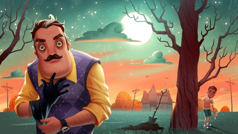 Hello Neighbor 2 anunciado para Xbox One y Xbox Series X 1