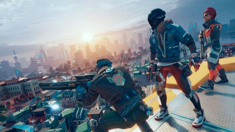 Hyper Scape se estrena hoy en Xbox One, el nuevo free-to-play de Ubisoft 2