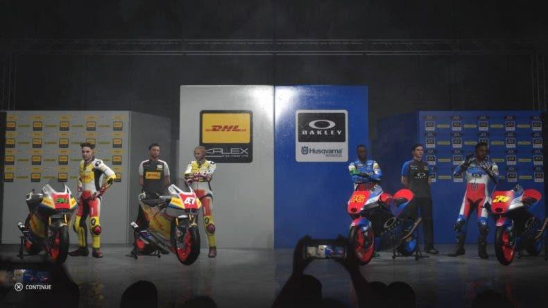 MotoGP 20 se actualiza para incluir nuevas funciones en el modo trayectoria 1