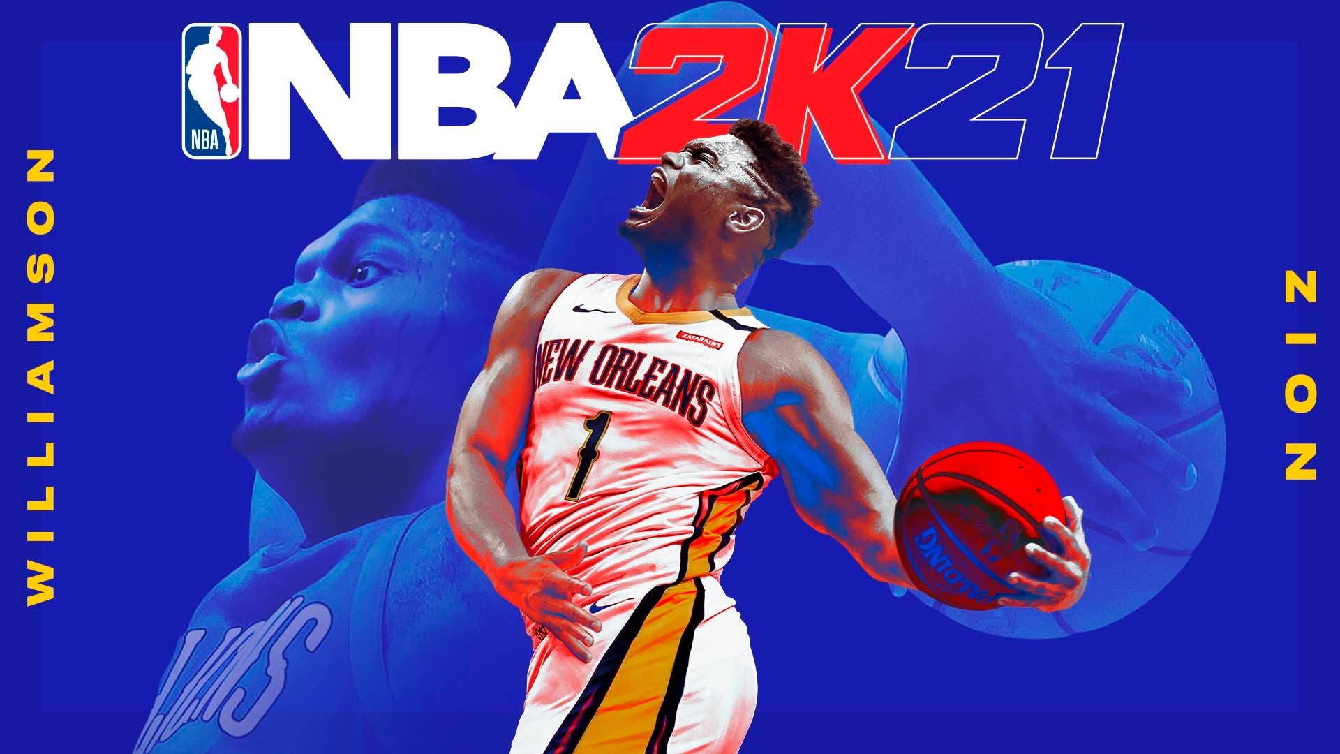 Confirmado otro jugador para la portada de NBA 2k21 para la versión de Xbox Series X 7