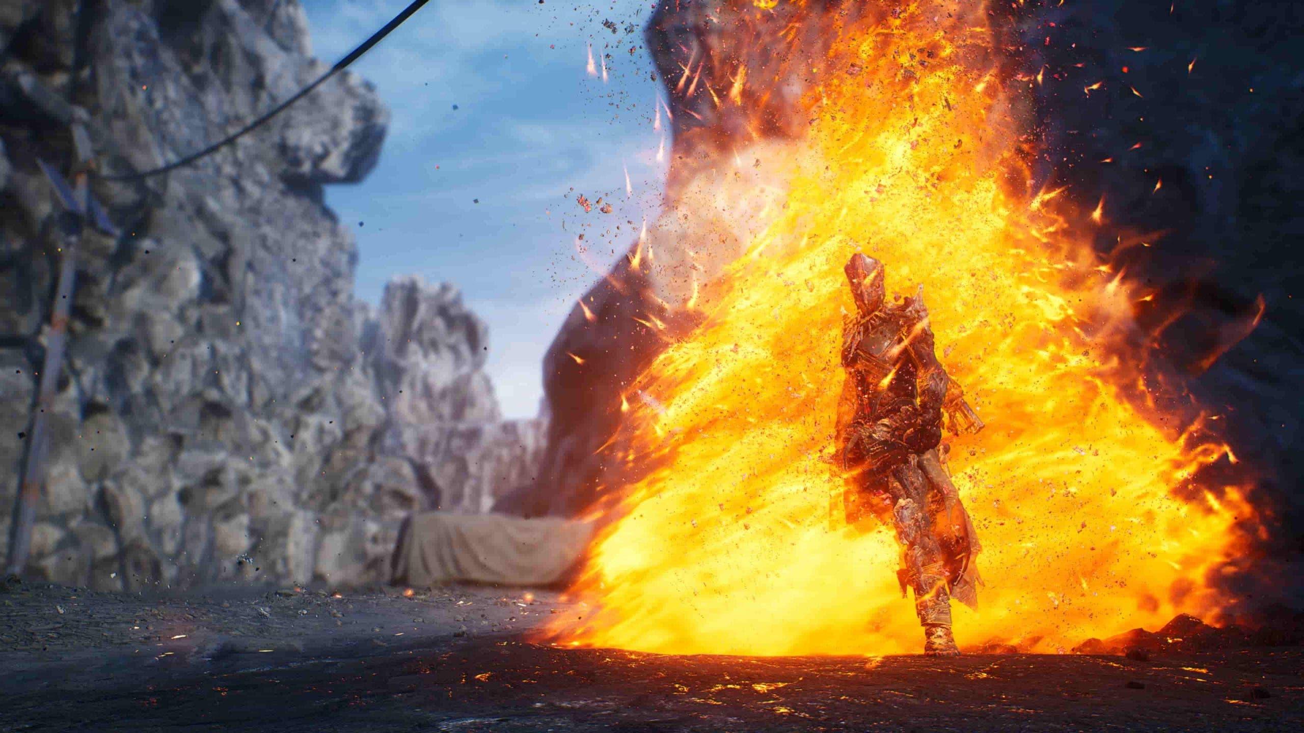 Outriders presenta su segunda transmisión mensual cargada de elementos RPG 17