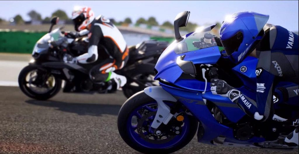 Ride 4 en Xbox Series X y PS5