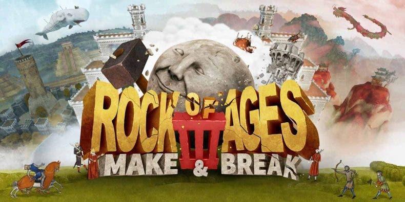 Análisis de Rock of Ages III: Make & Build - Xbox One 1