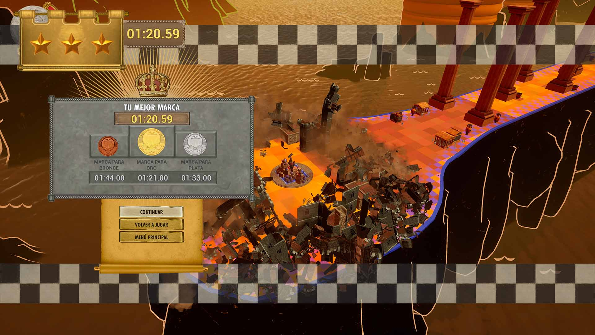 Análisis de Rock of Ages III: Make & Build - Xbox One 5
