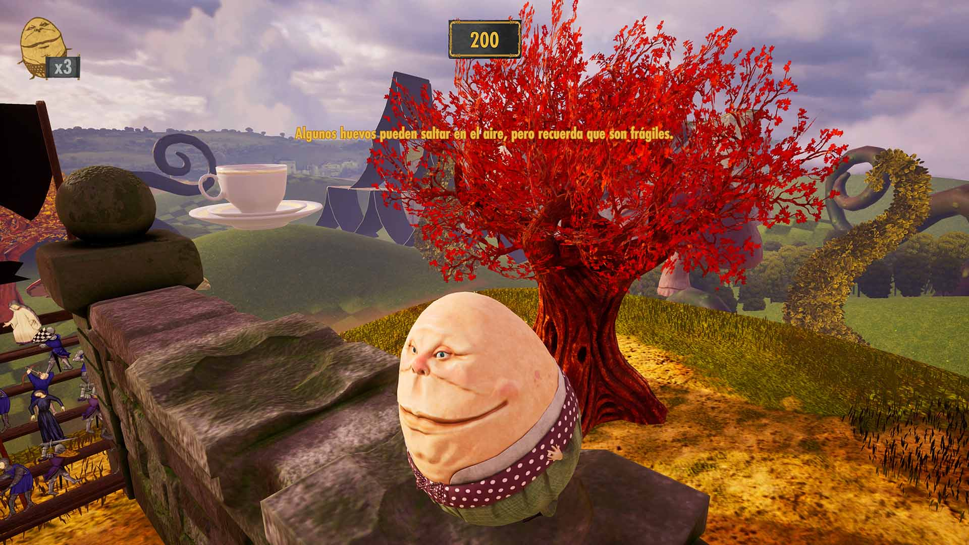 Análisis de Rock of Ages III: Make & Build - Xbox One 7