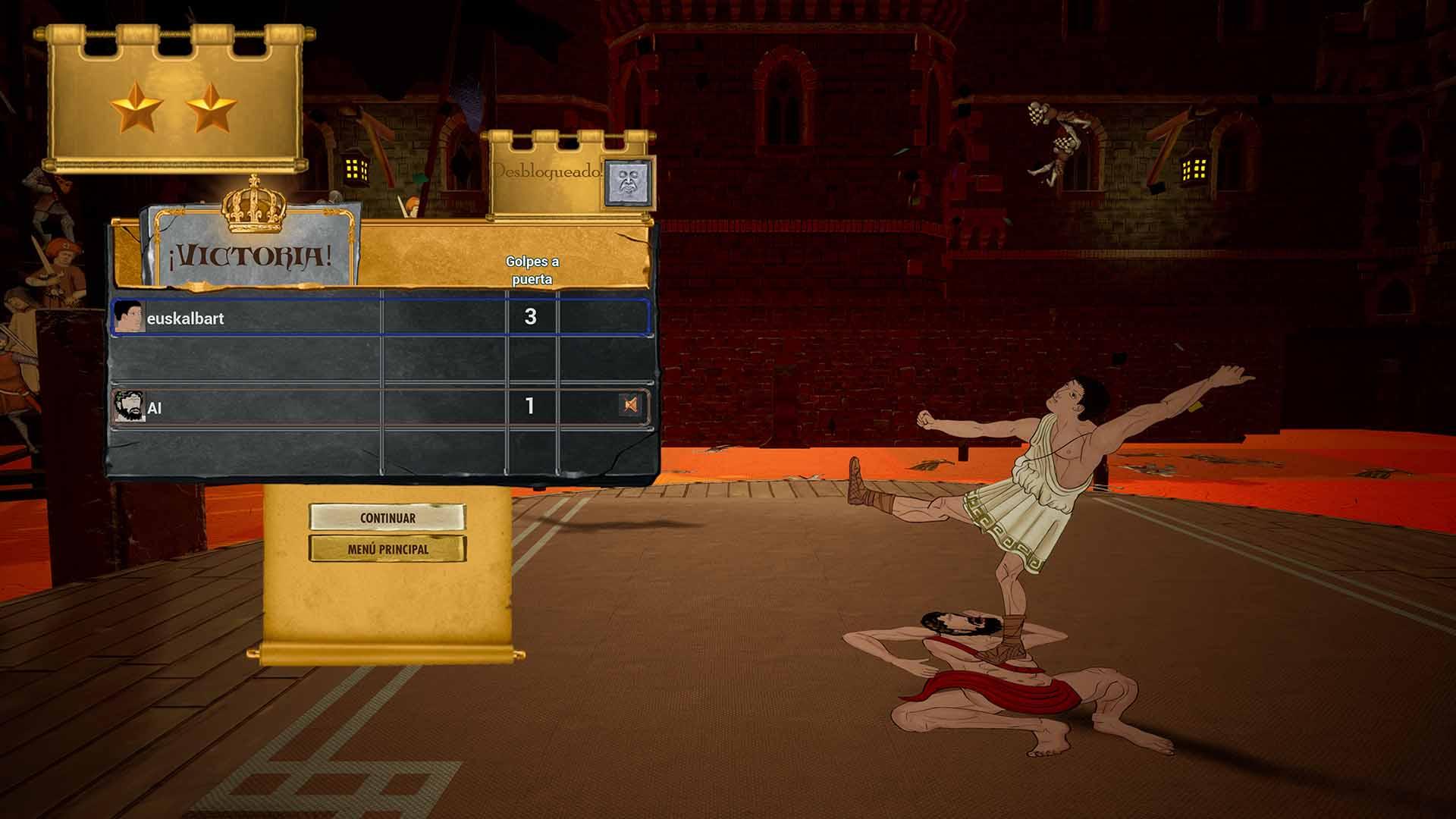 Análisis de Rock of Ages III: Make & Build - Xbox One 3