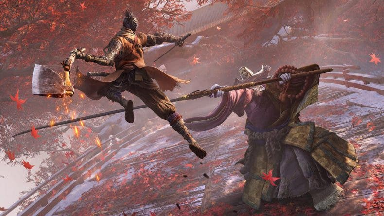 Sekiro Shadows Die Twice recibirá una actualización gratuita en Xbox One