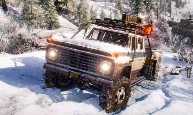 SnowRunner suma nuevos mapas y vehículos para tareas de búsqueda y rescate 2