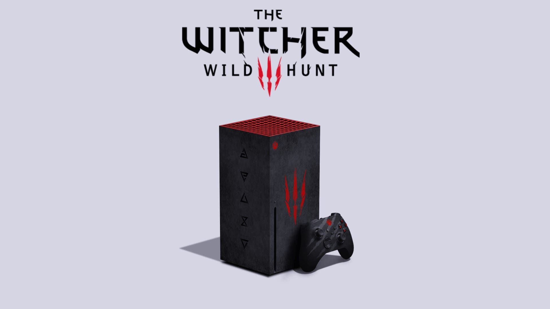 Xbox Series X de The Witcher 3